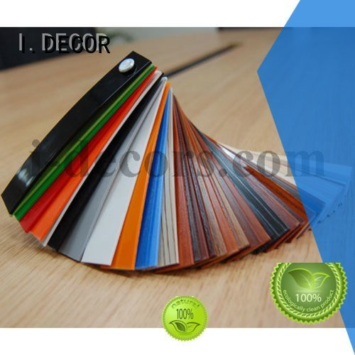 color customized furniture edge banding I.DECOR