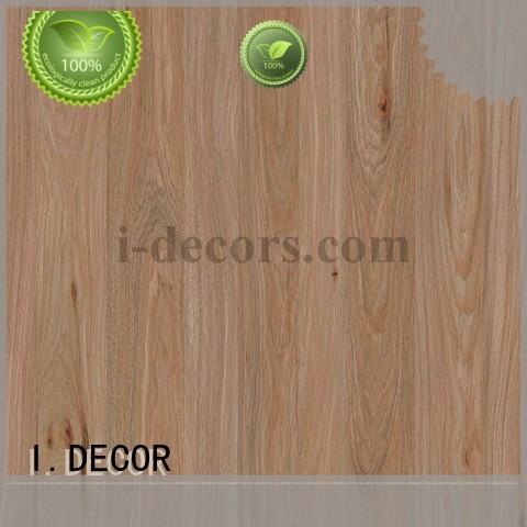 maple pine walnut melamine press I.DECOR Brand