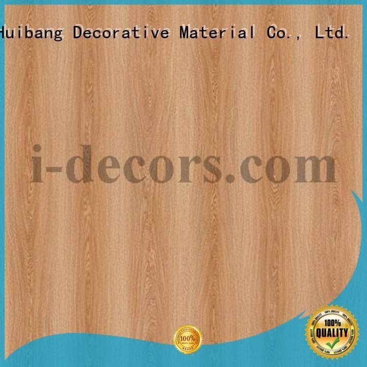 I.DECOR Decorative Material Brand 41137 quality waterproof melamine decorative paper grain