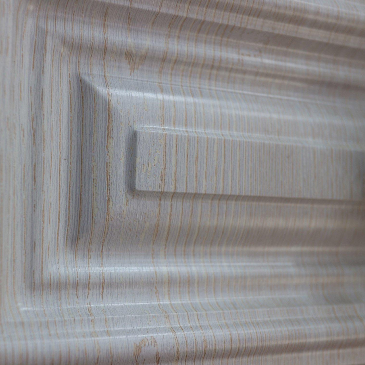 PVC film idecor master decor wrapping profile vacuum