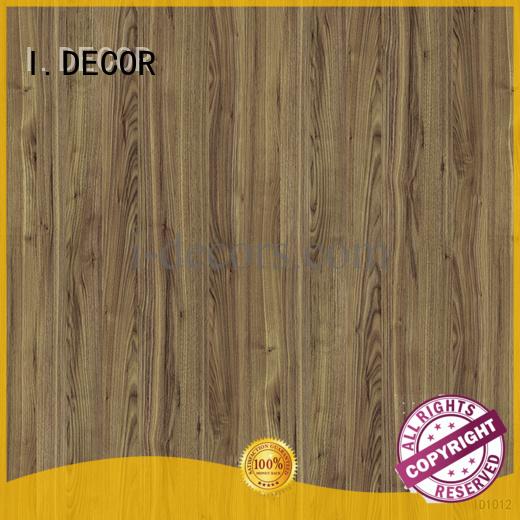 I.DECOR Brand feet walnut apartment interior design oak
