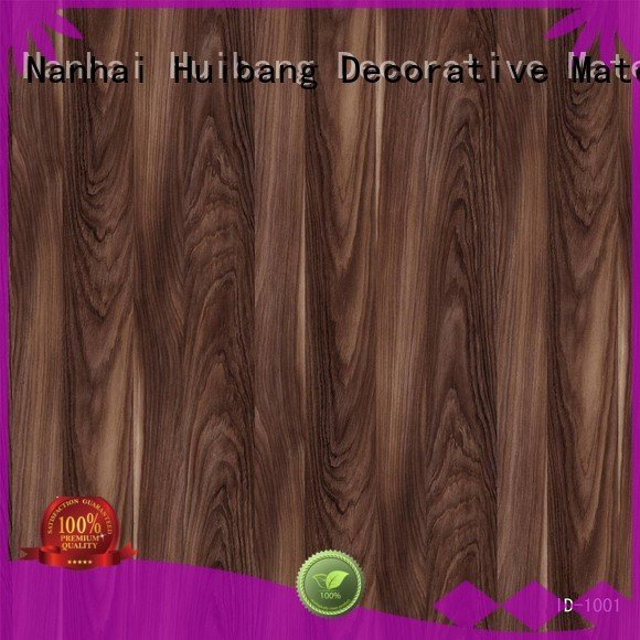 melamine impregnated paper suppliers id1001 feet walnut walnut I.DECOR Decorative Material